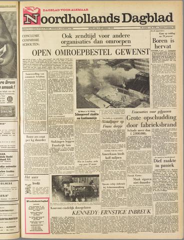 Noordhollands Dagblad : dagblad voor Alkmaar en omgeving 1963-11-06
