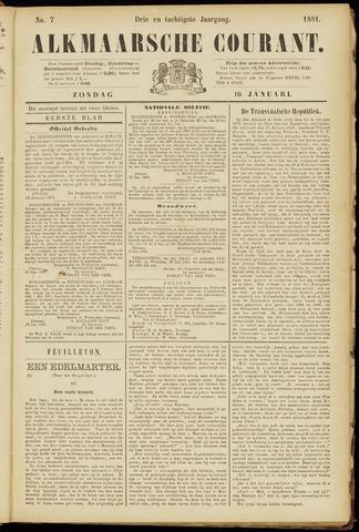 Alkmaarsche Courant 1881-01-16