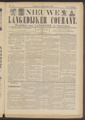 Nieuwe Langedijker Courant 1897-09-19