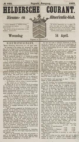 Heldersche Courant 1869-04-14