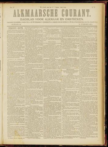 Alkmaarsche Courant 1919-02-25