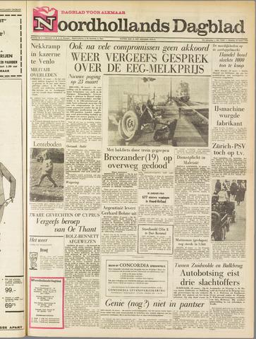 Noordhollands Dagblad : dagblad voor Alkmaar en omgeving 1964-03-10
