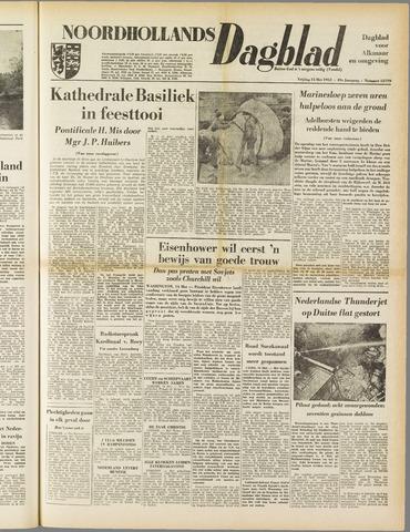 Noordhollands Dagblad : dagblad voor Alkmaar en omgeving 1953-05-15
