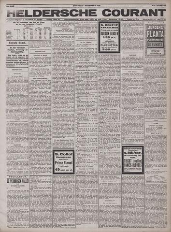 Heldersche Courant 1919-11-01