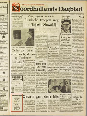Noordhollands Dagblad : dagblad voor Alkmaar en omgeving 1968-07-11