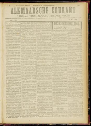 Alkmaarsche Courant 1919-03-29