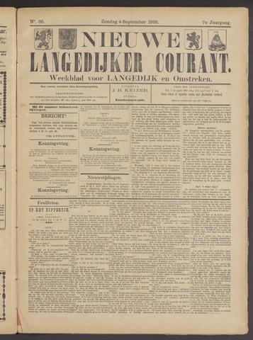 Nieuwe Langedijker Courant 1898-09-04