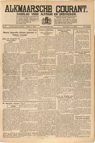 Alkmaarsche Courant 1939-07-13
