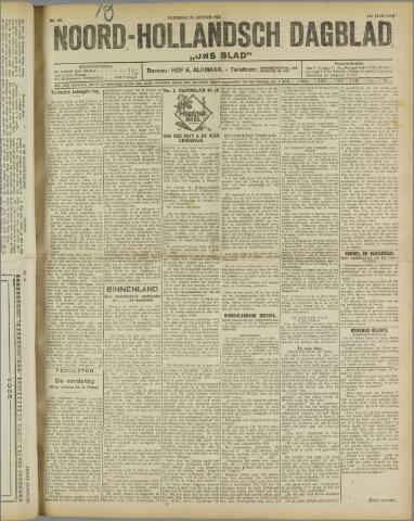 Ons Blad : katholiek nieuwsblad voor N-H 1922-01-28