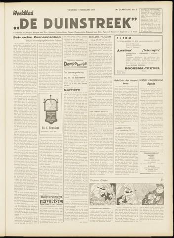 De Duinstreek 1964-02-07