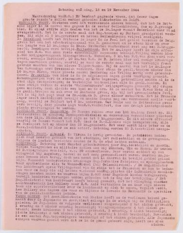 De Vrije Alkmaarder 1944-11-18
