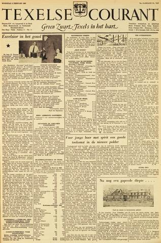 Texelsche Courant 1960-02-03