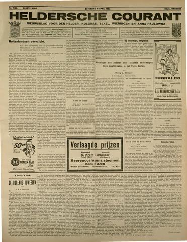 Heldersche Courant 1932-04-09