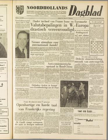 Noordhollands Dagblad : dagblad voor Alkmaar en omgeving 1958-12-29