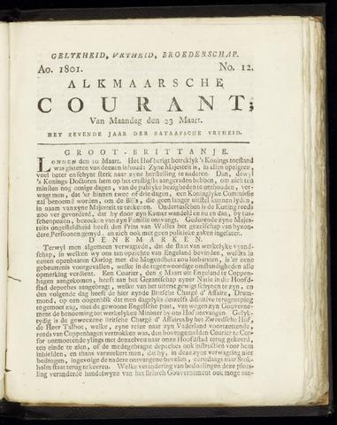 Alkmaarsche Courant 1801-03-23