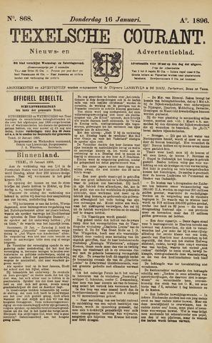 Texelsche Courant 1896-01-16