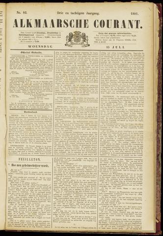 Alkmaarsche Courant 1881-07-13