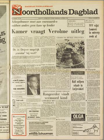 Noordhollands Dagblad : dagblad voor Alkmaar en omgeving 1969-09-19