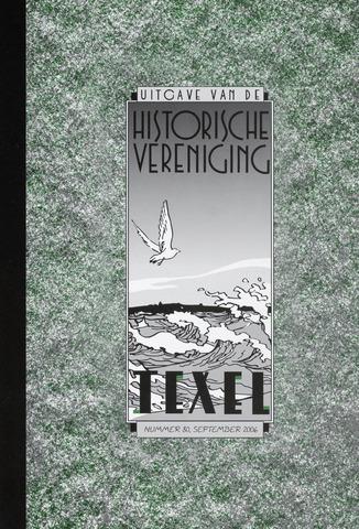 Uitgave Historische Vereniging Texel 2006-09-01