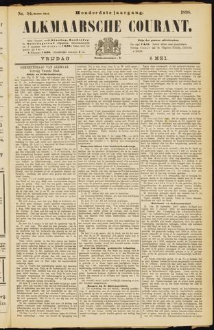 Alkmaarsche Courant 1898-05-06