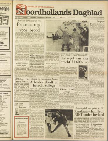Noordhollands Dagblad : dagblad voor Alkmaar en omgeving 1962-12-22