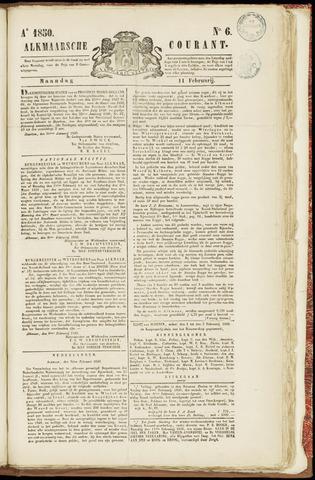 Alkmaarsche Courant 1850-02-11