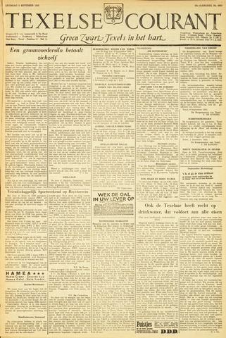 Texelsche Courant 1952-09-06