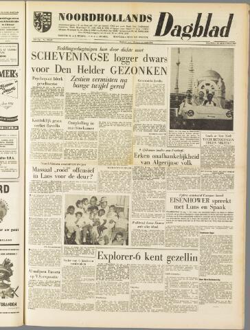 Noordhollands Dagblad : dagblad voor Alkmaar en omgeving 1959-08-10