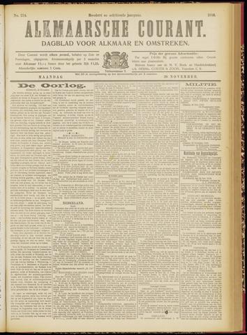 Alkmaarsche Courant 1916-11-20