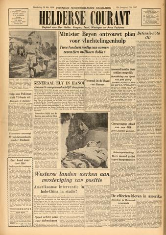 Heldersche Courant 1954-05-20