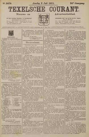Texelsche Courant 1911-07-02
