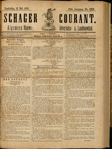 Schager Courant 1889-05-16