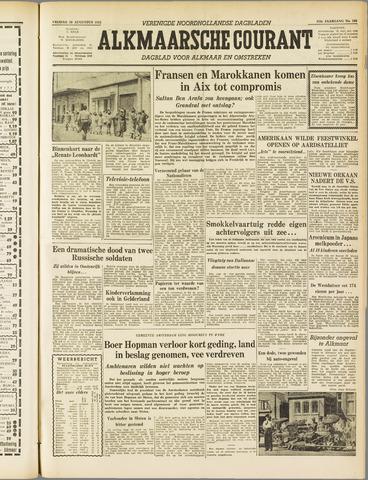 Alkmaarsche Courant 1955-08-26