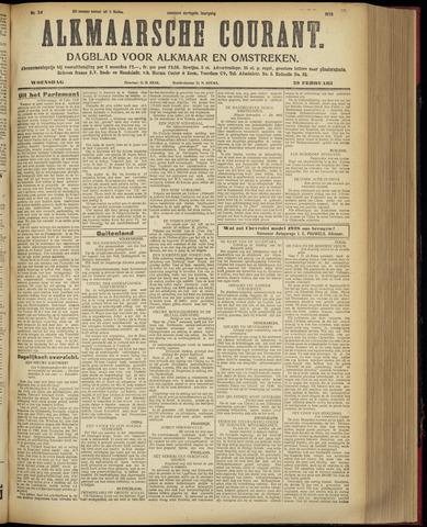 Alkmaarsche Courant 1928-02-29