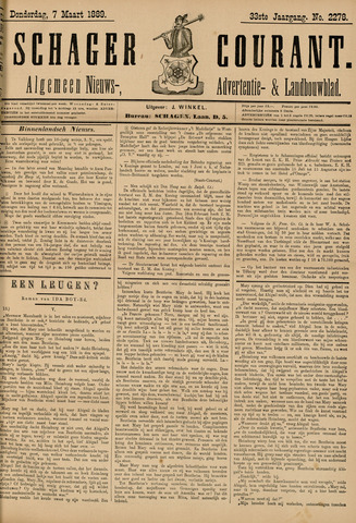 Schager Courant 1889-03-07
