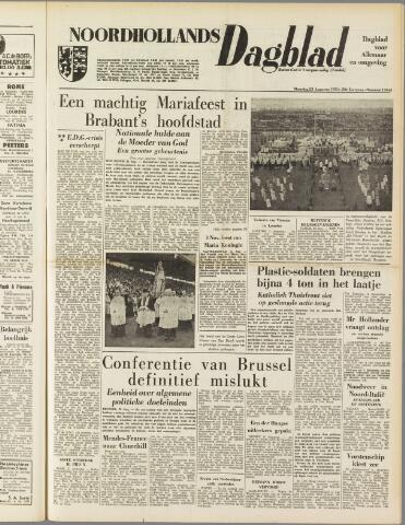 Noordhollands Dagblad : dagblad voor Alkmaar en omgeving 1954-08-23