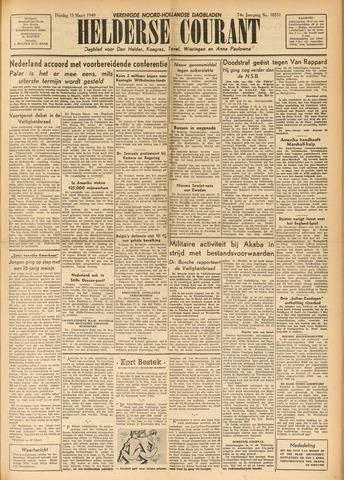 Heldersche Courant 1949-03-15