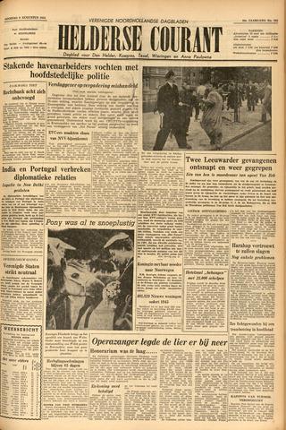 Heldersche Courant 1955-08-09