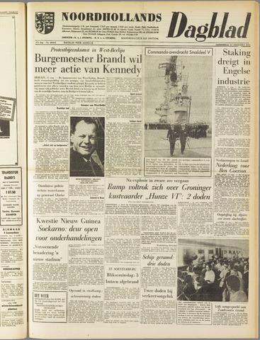 Noordhollands Dagblad : dagblad voor Alkmaar en omgeving 1961-08-17