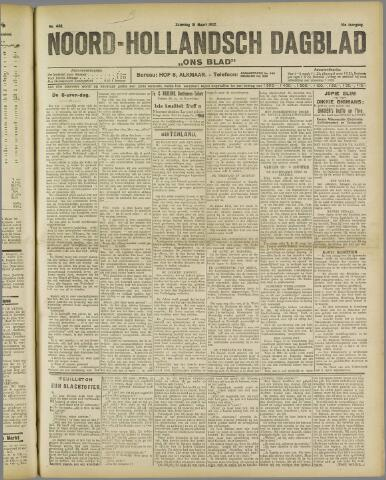 Ons Blad : katholiek nieuwsblad voor N-H 1922-03-18