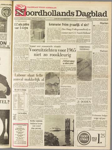 Noordhollands Dagblad : dagblad voor Alkmaar en omgeving 1965-02-03