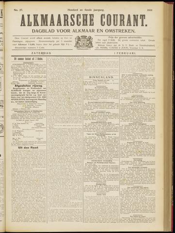 Alkmaarsche Courant 1908-02-01