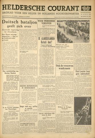 Heldersche Courant 1940-04-25