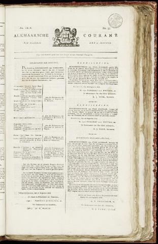 Alkmaarsche Courant 1818-08-31