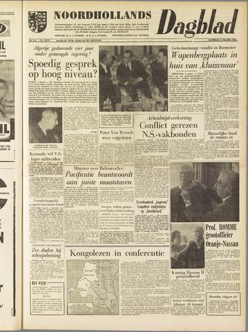 Noordhollands Dagblad : dagblad voor Alkmaar en omgeving 1961-03-04