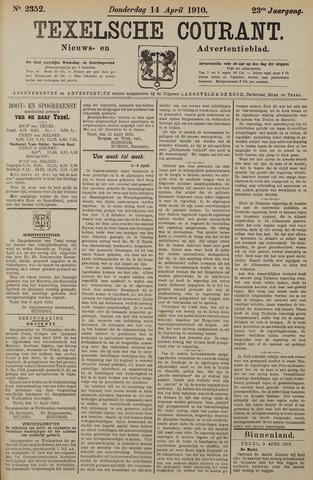 Texelsche Courant 1910-04-14