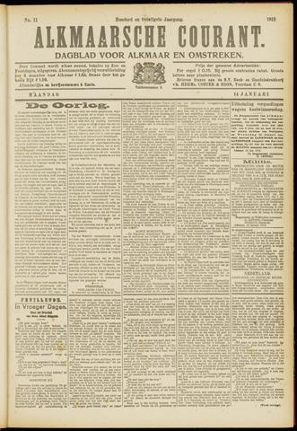 Alkmaarsche Courant 1918-01-14