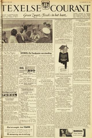 Texelsche Courant 1956-07-21