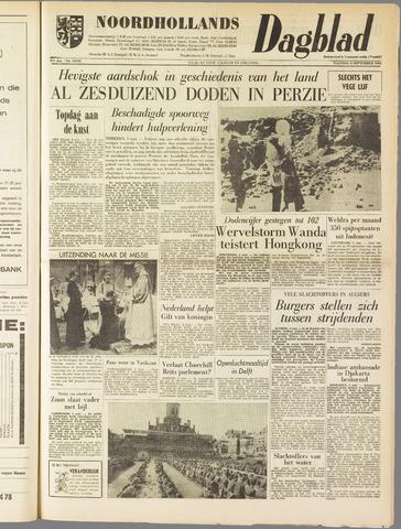 Noordhollands Dagblad : dagblad voor Alkmaar en omgeving 1962-09-03