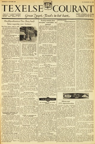 Texelsche Courant 1950-10-14